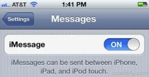 Apple promises fix for iMessage bug in iOS 7
